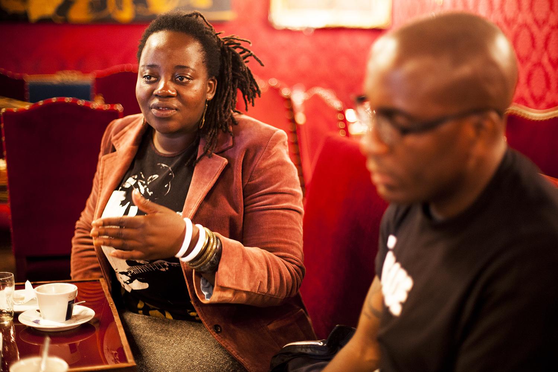 Maboula Soumahoro - Chercheur & Enseignante