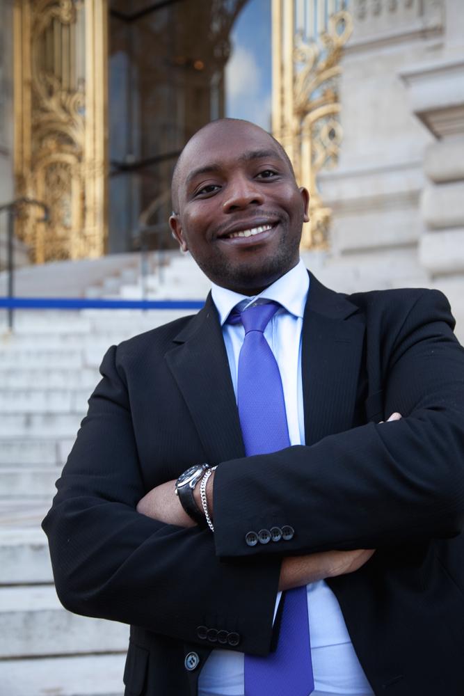 Nassurdine Haidari – adjoint au maire PS du 1er secteur de Marseille