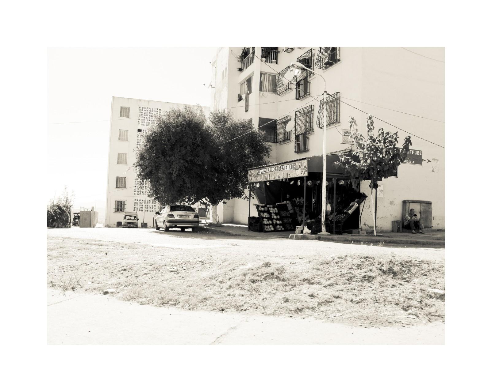 Cités - Algerie