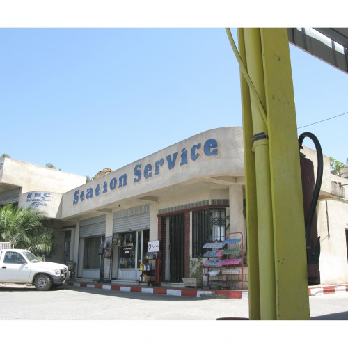 Station service - Algerie