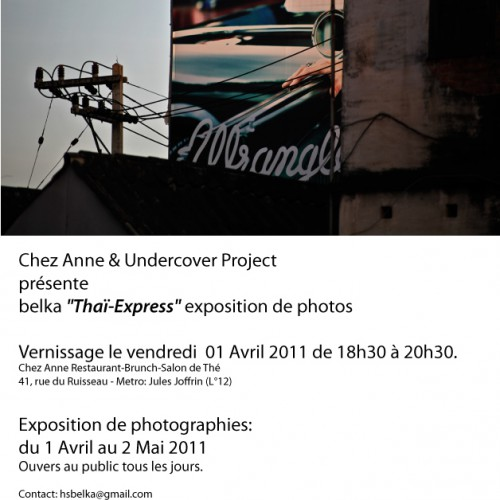 Flyer-Thaï-Express